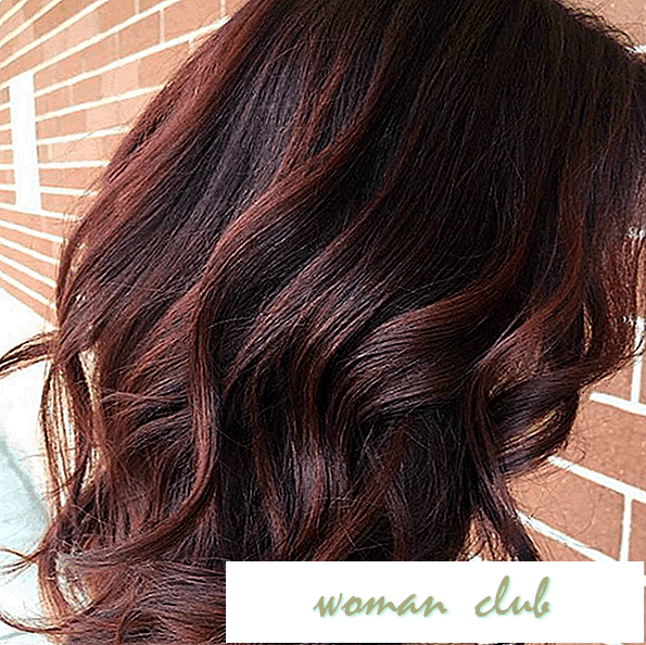 Denne Trending Chocolate-Mauve Shade er perfekt for Brunettes