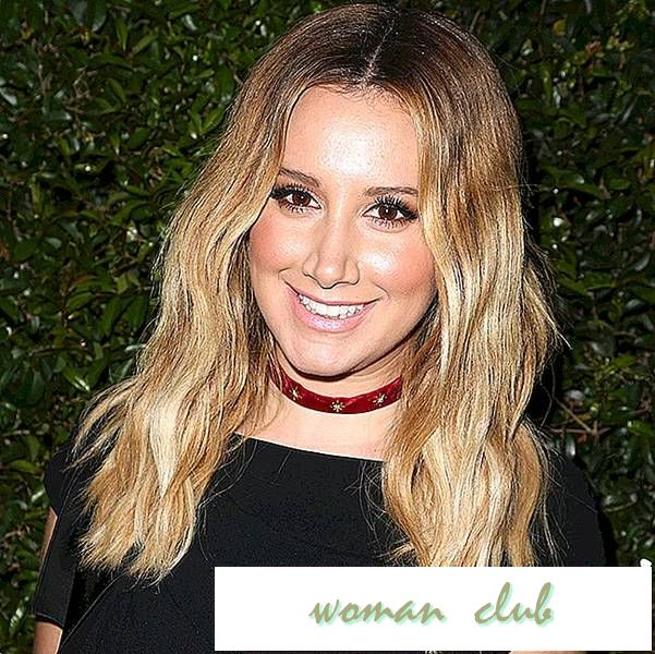Ashley Tisdale Scuole Us All on Come Fierce Makeup Looks dopo 30