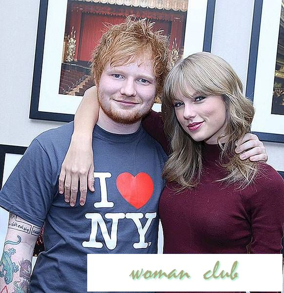 Ed sheeran ikke dating taylor swift