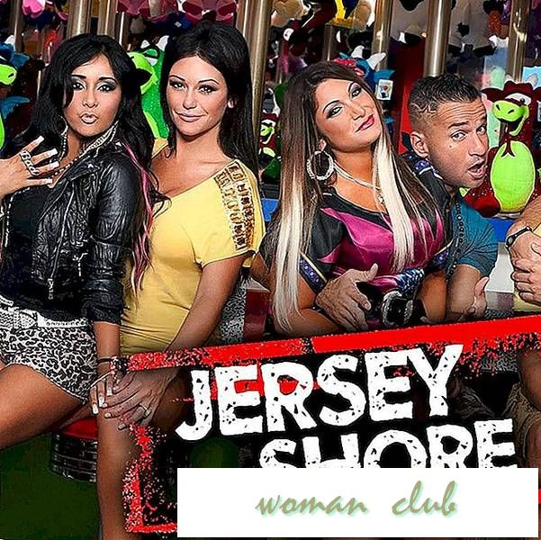 "Obtingui la bomba Ready to Fist: ""Jersey Shore"" podria estar fent una reaparició"