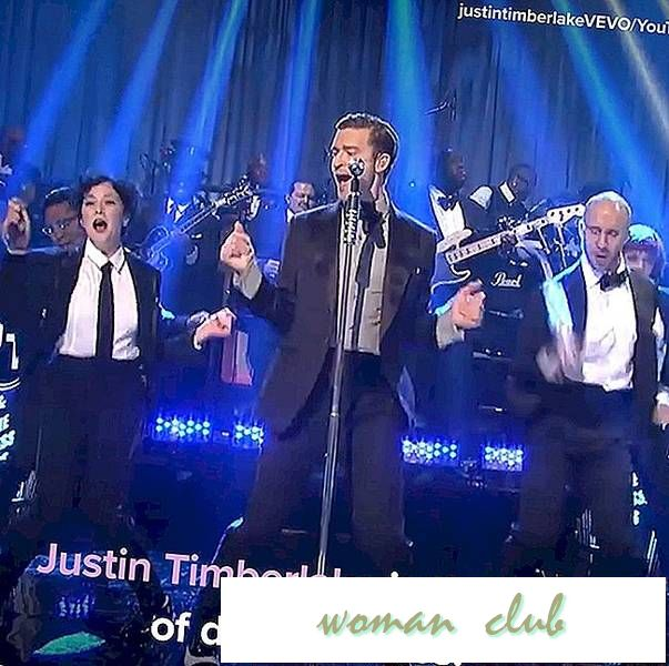 Justin Timberlake Knows How to Bust a Move