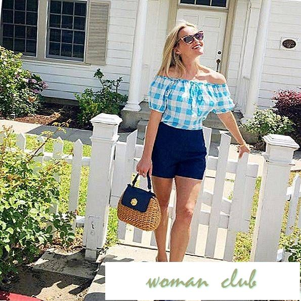 9 Cosas que aprendimos de Reese Witherspoon's Off-Duty Style
