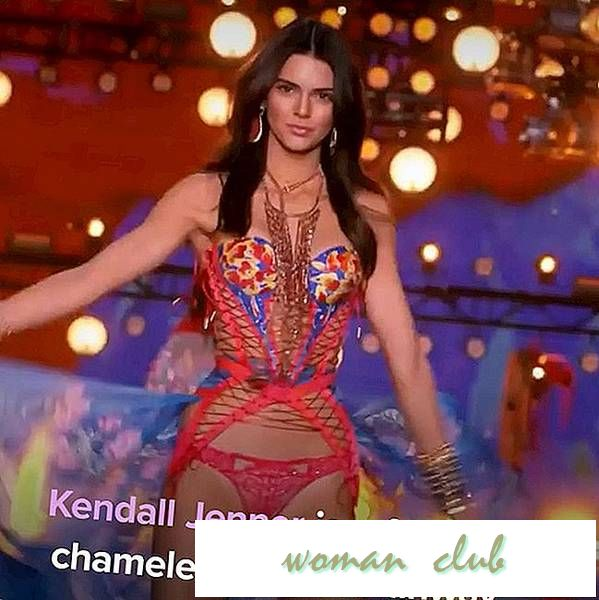 Proof That Kendall Jenner Is a Runway Chameleon