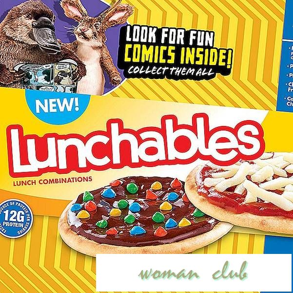 90S Kids, Rejoice: Lunchables Re-Launching Pizza and Treatza