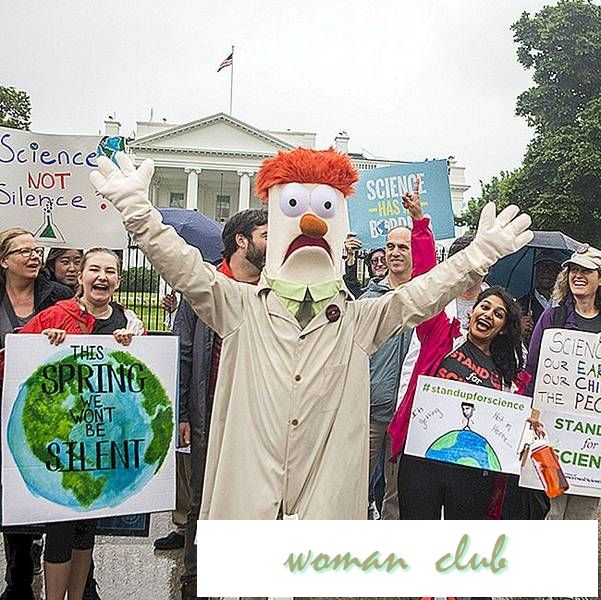 12 of the Best Signs to Come Out of the March for Science